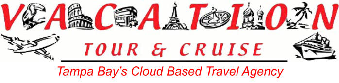 Tampa Bay's Cloud Based Travel Agency